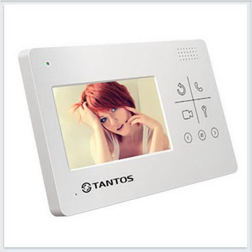 Домофоны и видеонаблюдение - Домофоны с кнопочным управлением - Tantos LILU lux
