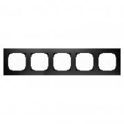 АББ - Рамка - ABB - Sky - Скай - Рамка декоративаная - Рамка для выключателей - Рамка для розеток - Рамка для электроустановочных устройств - 2CLA857500A1501