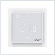 DEVIreg™ Smart терморегулятор интеллектуальный с Wi-Fi, полярно-белый, 16А Арт. 140F1140