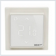 DEVIreg™ Smart терморегулятор интеллектуальный с Wi-Fi, белый, 16А Арт. 140F1141