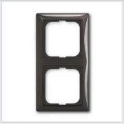 Розетки и выключатели ABB - Розетки и выключатели Basic 55 - ABB Basic 55 Шато черный - 2512-95-507