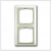 Розетки и выключатели ABB - Розетки и выключатели Basic 55 - ABB Basic 55 Шале белый - 2512-96-507