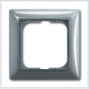 Бистро — голубой Рамка 1-ая ABB Basic 55 2511-98-507