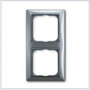 Бистро — голубой Рамка 2-ая ABB Basic 55 2512-98-507