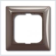 Энтре — серый Рамка 1-ая ABB Basic 55 2511-91-507