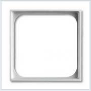 Переходник для приборов 50х50 мм белый ABB Basic 55 1746-94-507