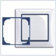 Синий - аттика Вставка декоративная в рамку ABB Basic 55 2516-901-507