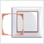 Абрикосовый Вставка декоративная в рамку ABB Basic 55 2516-906-507