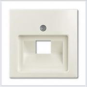 Розетки и выключатели ABB - Розетки и выключатели Basic 55 - ABB Basic 55 Шале белый - 1803-96-507