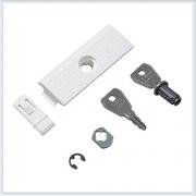 ABB Mistral41 Замок с ключом Белый - 1SPE007715F5009
