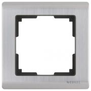 Werkel WL02-Frame-01 Рамка на 1 пост глянцевый никель