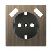Werkel WL12-USB-CP Накладка для USB розетки бронзовый