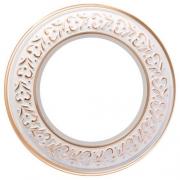 Werkel WL70-frame-01 Рамка на 1 пост белое золото