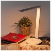 Настольный светодиодный светильник Brava белый