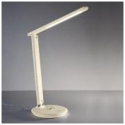 Настольный светодиодный светильник Brava бежевый