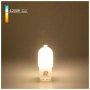 Светодиодная лампа JCD 3W 12V 360° 4200K G4 BLG408
