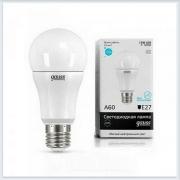 Лампа светодиодная 12W E27 4100K gauss Elementary 23222 - купить лампу