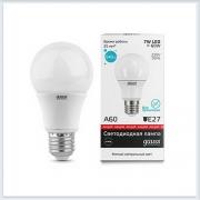 Лампа светодиодная 7W E27 4100K gauss Elementary 23227A - купить лампу