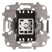 АББ - Кнопка - ABB - Sky - Skymoon - Скай - Скаймун - Механизм кнопки - Импульсная кнопка - Выключатель без фиксации - Кнопка - Кнопочный выключатель - 2CLA810400A1001