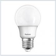 Светодиодная лампа Radium RL A60 7W 220-240V FR E27 240° 660 lm 6000h - купить лампу