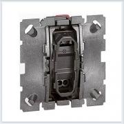 Механизм выключателя кнопочного НО контакт Legrand Celiane 67032