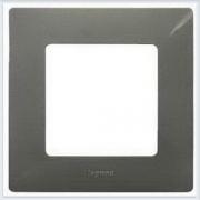 Рамка 1-ая светлая галька Legrand Etika 672521