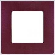 Рамка 1-ая сливовая Legrand Etika 672561