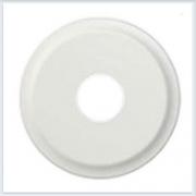 Накладка TV розетки белая Legrand Celiane 68282
