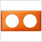 Рамка 2-ая Оранж пунктум Legrand Celiane 68762
