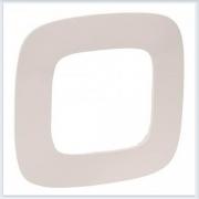 Valena Allure Рамка 1-ая Слоновая кость 754311