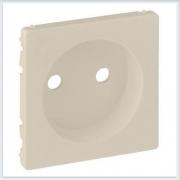Накладка силовой розетки 2К Слоновая кость Valena Life 754971