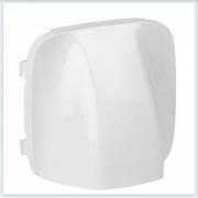 Накладка для вывода кабеля Белая Valena Allure 755055