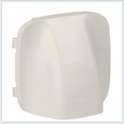 Накладка для вывода кабеля Слоновая кость Valena Allure 755056