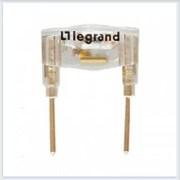 Мех Лампа подсветки запасная зеленая 230B 1 mA Legrand Galea Life  775890