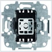 АББ - Кнопка - ABB - Sky - Skymoon - Скай - Скаймун - Механизм кнопки - Импульсная кнопка - Выключатель без фиксации - Кнопка - Кнопочный выключатель - 2CLA810490A1001