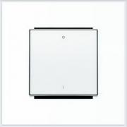 Кнопки - АББ - ABB - Sky - Скай - Клавиша для выключателя - Переключателя - Накладка для выключателей - диммеров - жалюзийных переключателей - таймеров - 2CLA850120A1101