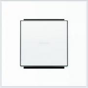 Кнопки - АББ - ABB - Sky - Скай - Клавиша для выключателя - Переключателя - Накладка для выключателей - диммеров - жалюзийных переключателей - таймеров - 2CLA850130A1101