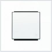 Кнопки - АББ - ABB - Sky - Скай - Клавиша для выключателя - Переключателя - Накладка для выключателей - диммеров - жалюзийных переключателей - таймеров - 2CLA850420A1101