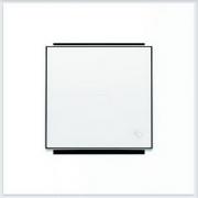 Кнопки - АББ - ABB - Sky - Скай - Клавиша для выключателя - Переключателя - Накладка для выключателей - диммеров - жалюзийных переключателей - таймеров - 2CLA850430A1101