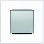 Кнопки - АББ - ABB - Sky - Скай - Клавиша для выключателя - Переключателя - Накладка для выключателей - диммеров - жалюзийных переключателей - таймеров - 2CLA850400A1301