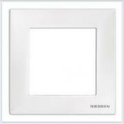 АББ - Рамка - ABB - Sky - Скай - Рамка декоративаная - Рамка для выключателей - Рамка для розеток - Рамка для электроустановочных устройств - 2CLA857110A1101