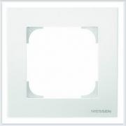 АББ - Рамка - ABB - Sky - Скай - Рамка декоративаная - Рамка для выключателей - Рамка для розеток - Рамка для электроустановочных устройств - 2CLA857100A1101