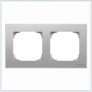 АББ - Рамка - ABB - Sky - Скай - Рамка декоративаная - Рамка для выключателей - Рамка для розеток - Рамка для электроустановочных устройств - 2CLA857200A1401