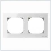 АББ - Рамка - ABB - Sky - Скай - Рамка декоративаная - Рамка для выключателей - Рамка для розеток - Рамка для электроустановочных устройств - 2CLA857200A3001