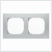 АББ - Рамка - ABB - Sky - Скай - Рамка декоративаная - Рамка для выключателей - Рамка для розеток - Рамка для электроустановочных устройств - 2CLA857200A1301