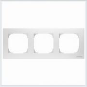 АББ - Рамка - ABB - Sky - Скай - Рамка декоративаная - Рамка для выключателей - Рамка для розеток - Рамка для электроустановочных устройств - 2CLA857300A1101