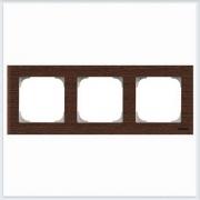 АББ - Рамка - ABB - Sky - Скай - Рамка декоративаная - Рамка для выключателей - Рамка для розеток - Рамка для электроустановочных устройств - 2CLA857300A2101