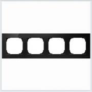АББ - Рамка - ABB - Sky - Скай - Рамка декоративаная - Рамка для выключателей - Рамка для розеток - Рамка для электроустановочных устройств - 2CLA857400A3101