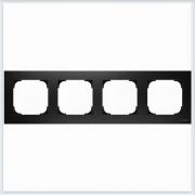АББ - Рамка - ABB - Sky - Скай - Рамка декоративаная - Рамка для выключателей - Рамка для розеток - Рамка для электроустановочных устройств - 2CLA857400A1501