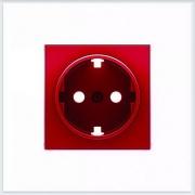 АББ - Розетка - ABB - Sky - Skymoon - Скай - Скаймун - Мун - Moon - 222316 - Электроустановочные изделия - 2CLA858800A7001